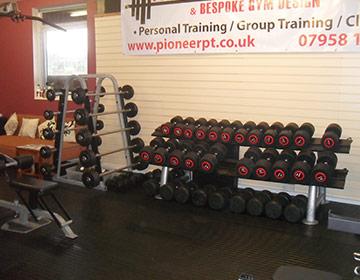 Pioneer Personal Training